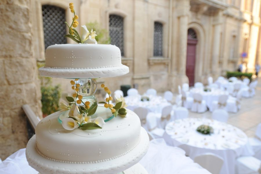 Xara Catering Wedding Pjazza wedding weddings Malta