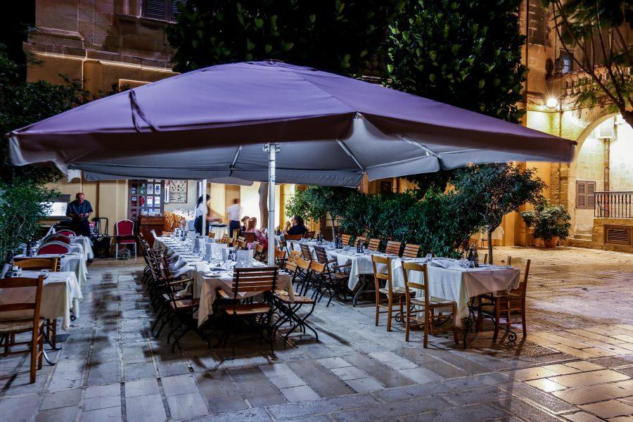 Xara Catering Trattoria AD1530 Mdina Malta wedding weddings Malta