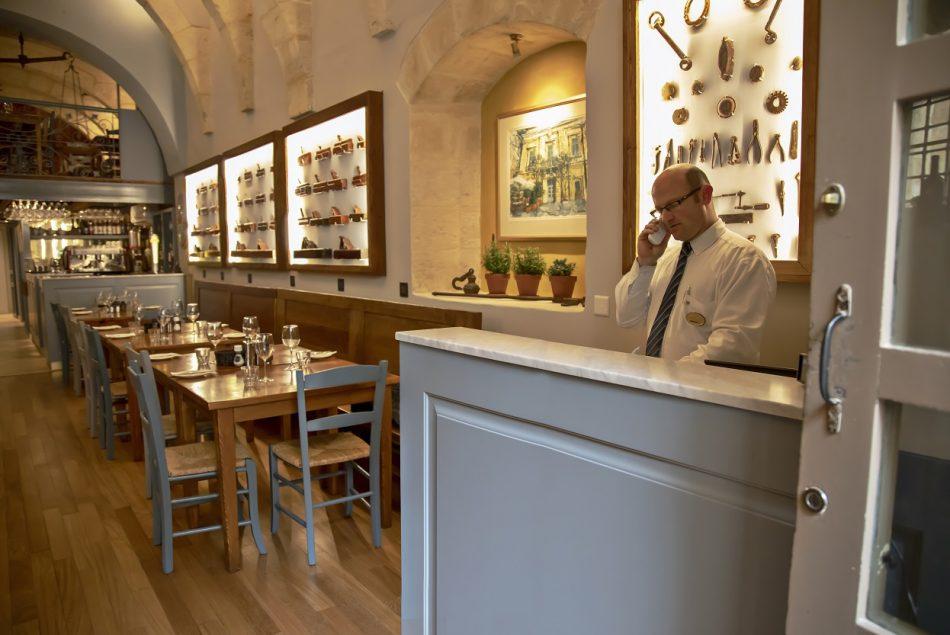Trattoria AD 1530 Mdina The Xara Palace Restaurant