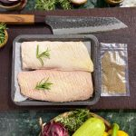 Duck Breast with Juniper Berry, Fennel Seed, Orange and Cinnamon Rub - Xara Catering - Malta - Food Delivery - All Around Malta